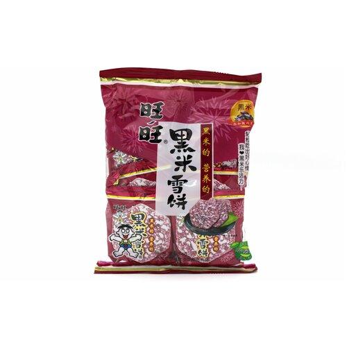 Печенье Wang Wang с чёрным рисом