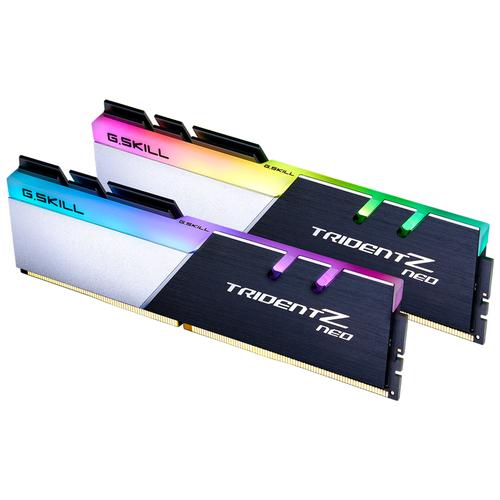 Оперативная память G.SKILL Trident Z Neo 64GB (32GBx2) DDR4 3800MHz DIMM 288-pin CL18 F4-3800C18D-64GTZN