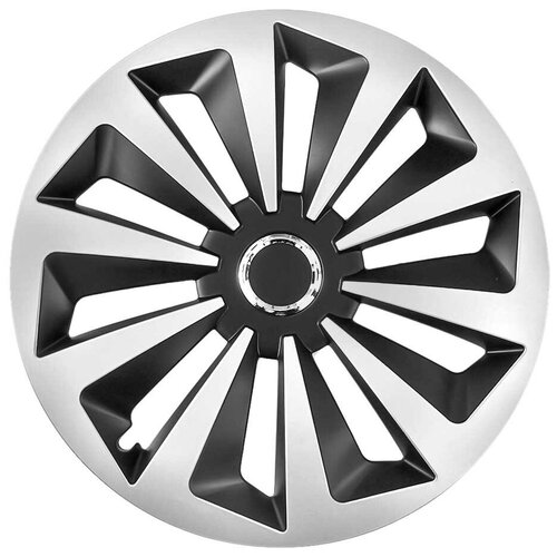 Колпаки на колеса JESTIC фокс ринг микс декоративные R16 16-077-RING-MIX-CZ