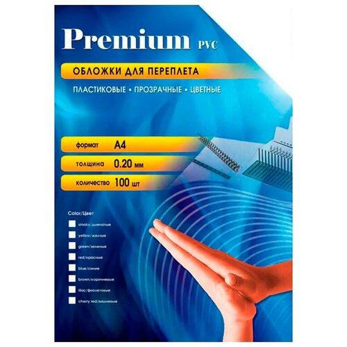 Фото - Обложки для переплета Office Kit А4 100шт пластик Blue PBA400200 обложки для переплета office kit а3 100шт green pga300180