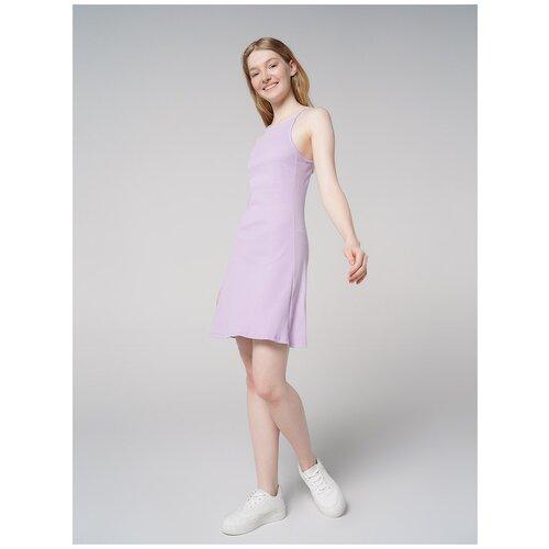 Платье ТВОЕ 81301 размер XL, сиреневый, WOMEN