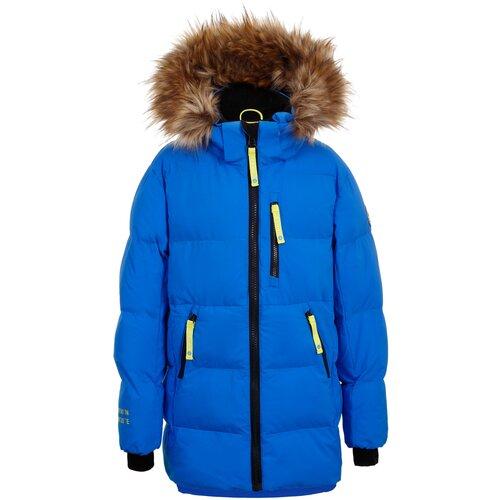 Куртка LUHTA 636070361L6V размер 140, голубой luhta шарф женский luhta alana