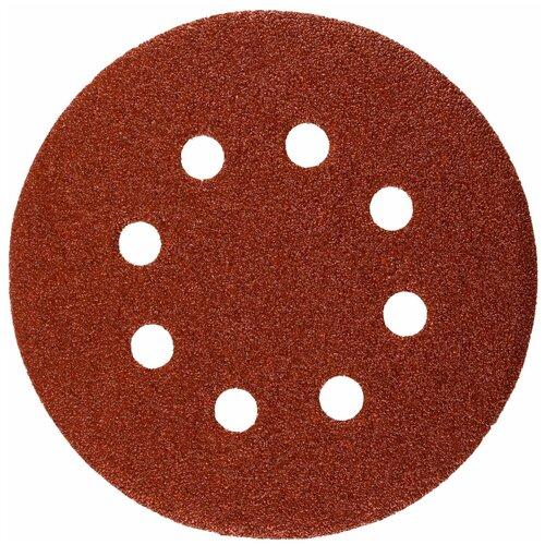 Фото - Шлифовальный круг на липучке STAYER 35452-125-120 125 мм 5 шт шлифовальный круг на липучке fit 39666 125 мм 5 шт