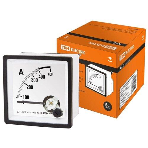 Амперметр аналоговый TDM ЕLECTRIC SQ1102-0060 waves platinum tdm bundle tdm