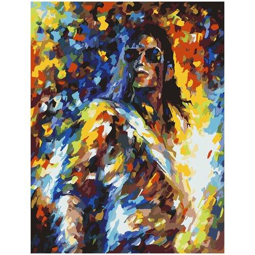 Купить Картина по номерам Кумир, 70 х 80 см, Красиво Красим, Картины по номерам и контурам