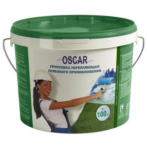 грунтовка боларс укрепляющая с антигрибковым эффектом 5 кг Грунтовка Oscar укрепляющая глубокого проникновения (10 кг)