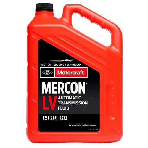 Трансмиссионное масло Ford Motorcraft Mercon LV 4.7 л