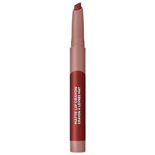 Купить L'Oreal Paris Помада для губ Infaillible Matte Lip Crayon, оттенок 112