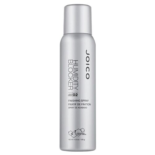 Joico Спрей для укладки волос Humidity blocked, слабая фиксация, 150 мл joico термозащитный спрей для укладки волос ironclad слабая фиксация 233 мл