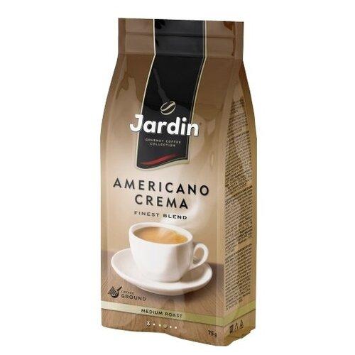 Кофе молотый Jardin Americano Crema, 75 г