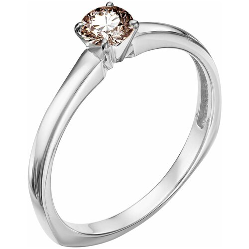 Vesna jewelry Кольцо 1051-256-09-00, размер 17.5 vesna jewelry серьги 2608 256 09 00