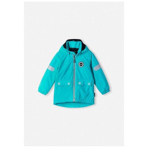 Куртка Reima размер 122, 7330 синий брюки reima voyage 532083 размер 122 9990 черный