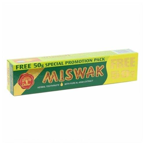 Купить Зубная паста Dabur Miswak 170гр