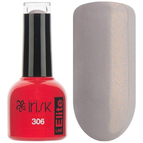 Гель-лак для ногтей Irisk Professional Elite Line, 10 мл, 306 гель лак для ногтей irisk professional elite line 10 мл 306