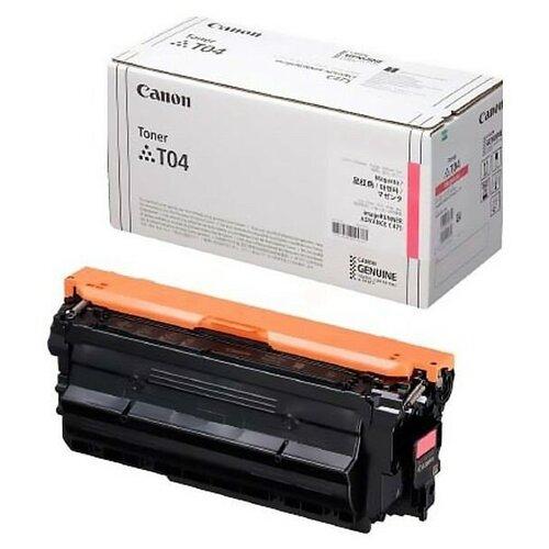 Фото - Картридж Canon T04 Magenta (2978C001) тонер картридж canon t04 b 2980c001