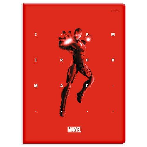 Обложка на паспорт Железный Человек 1