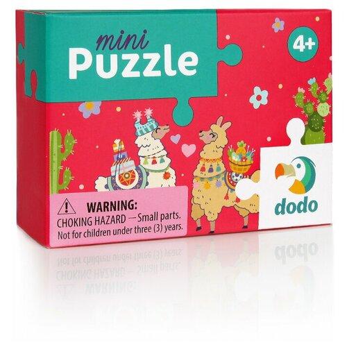 Пазл-мини Ла-Ла-Ламы 35 элементов пазлы dodo пазл мини маленькие принцессы 35 элементов