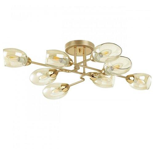 Потолочная люстра Lumion Lacie 4536/8C настенный светильник lumion lacie 4536 1w