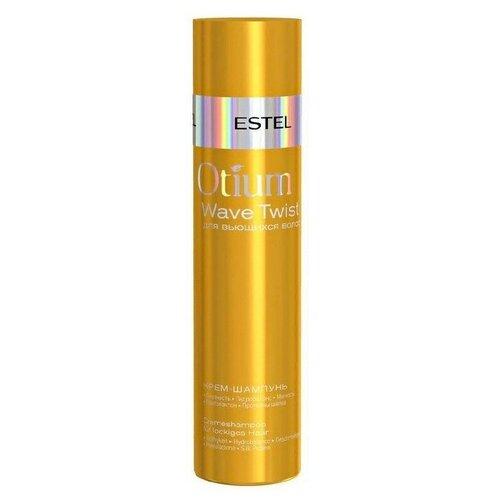 Купить ESTEL Estel, Otium Wave Twist - крем-шампунь для вьющихся волос, 250 мл