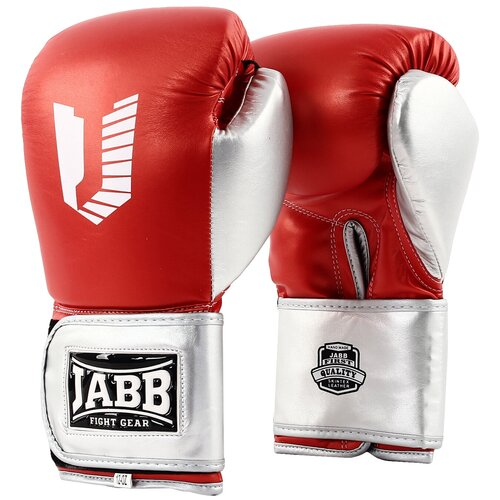 Перчатки бокс.(иск.кожа) Jabb JE-4081/US Ring красный 8ун.