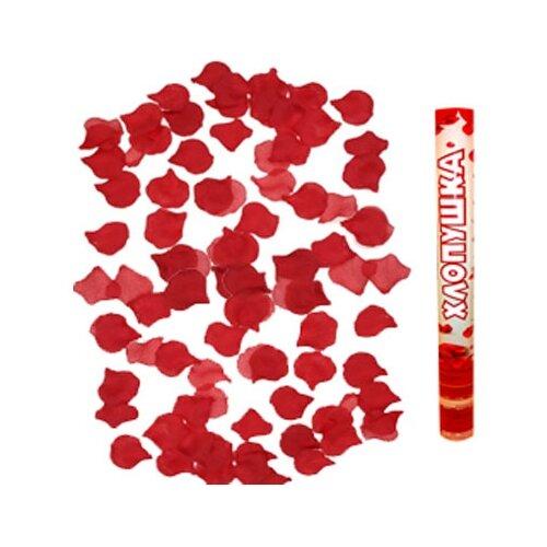 Пневмохлопушка Дон Баллон 8240RED ROSE, красный