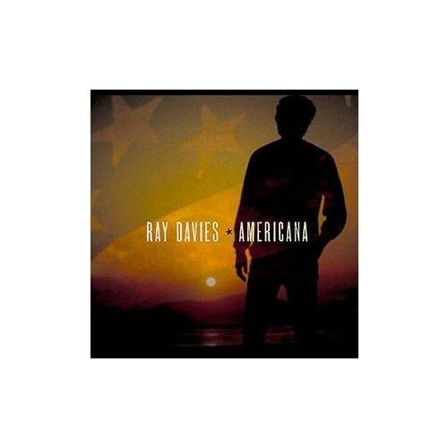 Фото - Виниловые пластинки, LEGACY, RAY DAVIES - Americana (2LP) виниловая пластинка davies ray americana barcode 0889853871018