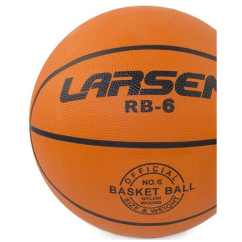Мяч баскетбольный баскетбольный мяч larsen pu6 р 6