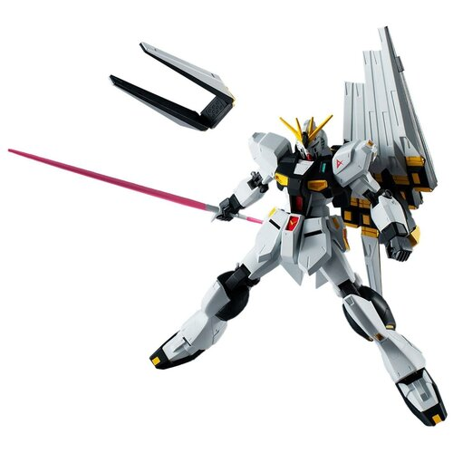 Фигурка Bandai Tamashii Nations Gundam Universe: Контратака Чара Рх-93 Гандам (Chars Counterattack Rx-93) Мобильный Воин Гандам (Mobile Suit Gundam) (612731) 15 см фигура кот воин 6 чёрный 19х9х29 5см 114 93 284946