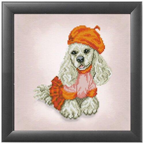 Набор для вышивания мулине краса И творчество арт.50918 Сюрприз 5 22,2х22,1 см