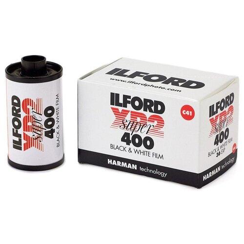 Фото - Фотопленка Ilford XP2 Super 400/36 фотопленка ilford kentmere 400 36