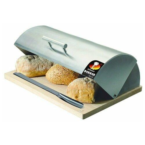 Хлебница BK-3036 (4) хлебница bekker bk 3129