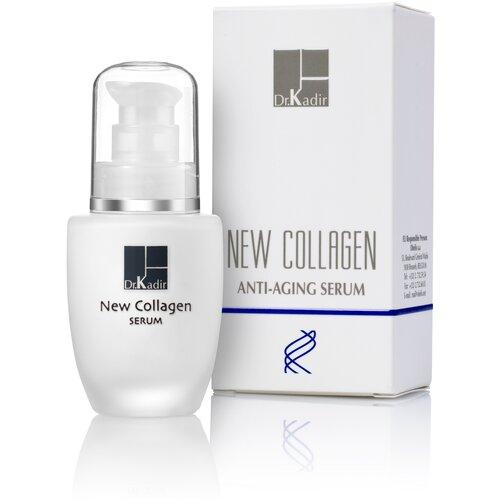 Купить Сыворотка с микроколлагеном - New Collagen Anti Aging Serum, Dr. Kadir