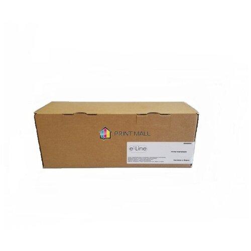 Фото - Тонер-картридж булат e-Line для Kyocera ECOSYS M8124 TK-8115 (12k) Black (+чип) тонер картридж булат s line tk 5160c для kyocera ecosys p7040cdn голубой 12000 стр