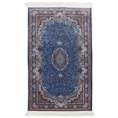 Коврик для ванной комнаты восток, ARLONI, синий, 65*120 коврик arloni arloni mp002xu0dzlv