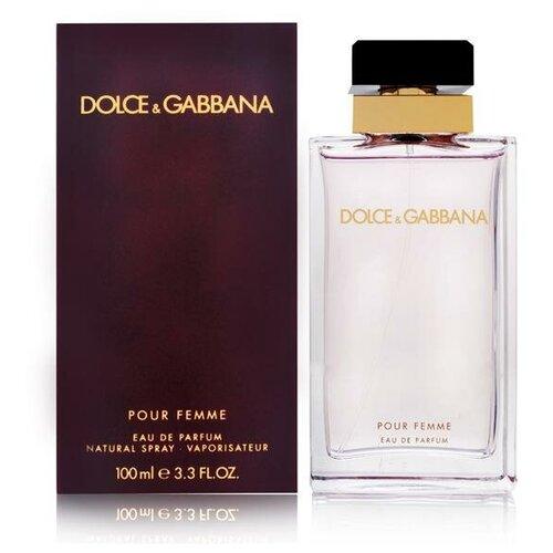 Купить Туалетные духи (eau de parfum) Dolce & Gabbana D&g Pour Femme (2012) Туалетные духи 50 мл.