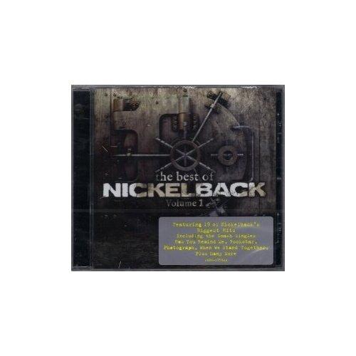 Фото - Компакт-диски, Roadrunner Records, NICKELBACK - The Best Of Nickelback Volume 1 (CD) flight volume six