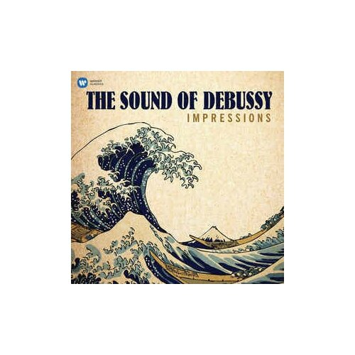 debussy debussymaurizio pollini preludes 2 lp Виниловые пластинки, Warner Classics, VARIOUS ARTISTS - Impressions - The Sound Of Debussy (LP)