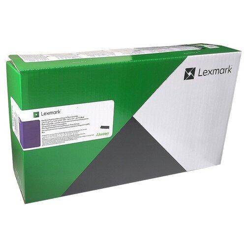 Фото - Картридж Lexmark 6K черный сверхвысокой емкости Return Program для CS/CX 43x картридж lexmark высокой емкости с черным тонером cs923