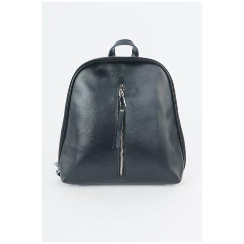 Кожаный рюкзак SW-1711-220BLACK Черный