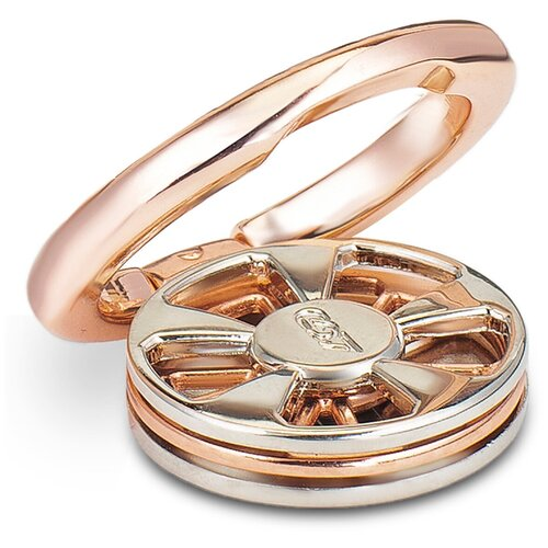 Кольцо держатель для телефона / Спинер / 34 мм Золотистый