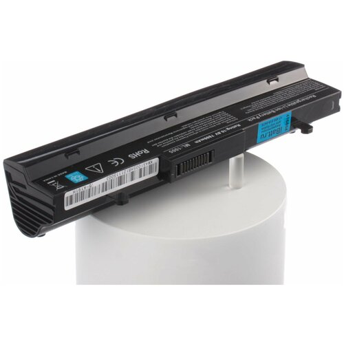 Аккумуляторная батарея iBatt iB-U1-A191H 7800mAh для Asus Eee PC 1001PX, Eee PC 1001PXD, Eee PC 1001, Eee PC 1005PXD, Eee PC 1005P, Eee PC 1005, Eee PC 1005HA, Eee PC 1005HA-A, Eee PC 1101HA, Eee PC 1001P, Eee PC 1001HA, Eee PC 1005PX