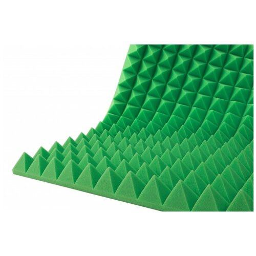 Поролон ECHOTON Piramida 50 (зеленый) jonathan wilson odwrócona piramida historia taktyki piłkarskiej