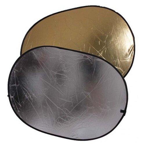 Фото - Отражатель 2 в 1 FST RD-021GS 100х150 см. золото/серебро отражатель fst rd 021ws 100х150 см 2 в 1 белый серебро