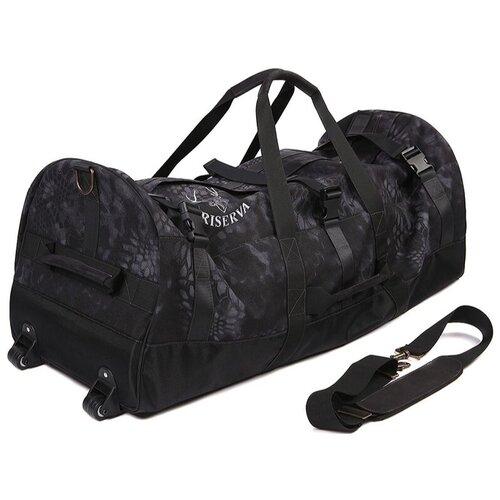 Большая сумка с колесами Riserva 2205, кордура, Typhon