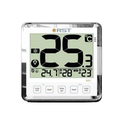 Цифровой термометр RST-02401 выносной термометр rst rst 02711