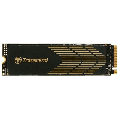 Комплектующие для ПК Transcend Твердотельный накопитель Transcend MTE240S TS500GMTE240S (TS500GMTE240S)