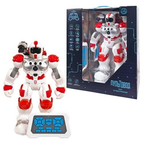Робот на радиоуправлении Пультовод Альф Junfa Toys роботы junfa робот на радиоуправлении пультовод