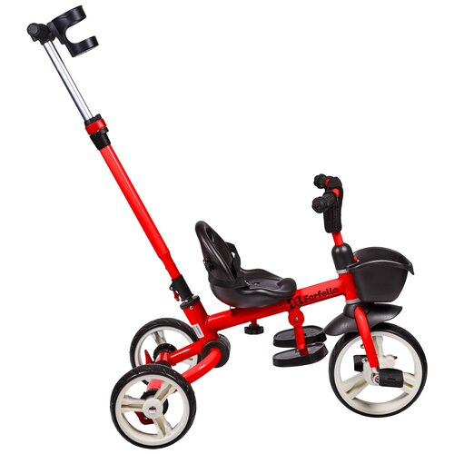 Купить Трехколесный велосипед Farfello S-1601, красный, Трехколесные велосипеды