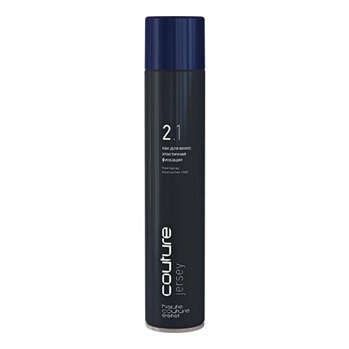 Estel Professional Лак для волос JERSEY ESTEL HAUTE COUTURE эластичная фиксация (400 мл)  - Купить