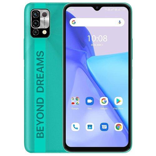 Смартфон UMIDIGI Power 5 4/128GB, зеленый нефрит